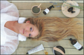 Organic Hair Coloring